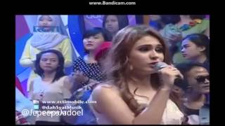 JEBE AND PETTY - OVER YOU at Dahsyat 23/09/2015