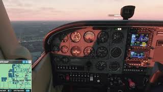 Flight Simulator 2020 - Miami Tour