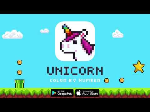 Приложения в Google Play – UNICORN: Раскраска по номерам и ...