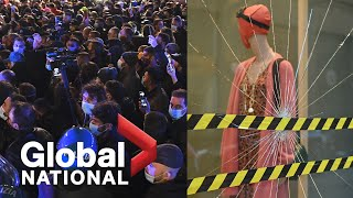 Global National: Oct. 27, 2020 | COVID-19 rules seeing pushback as fatigue sets in