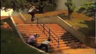 New Andrew Reynolds Skateboarding 2013