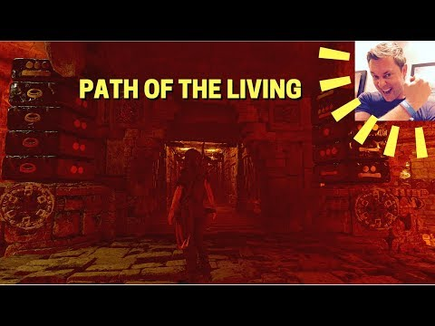 Shadow of the Tomb Raider: Path of the Living Gate Puzzle (Kuwaq Yaku, Temple of Life)