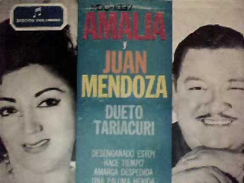 Amalia Y Juan Mendoza Dueto Tariacuri