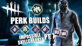 Скачать IMPOSSIBLE SKILLCHECKS PT 7 Dead By Daylight THE DOCTOR PERK BUILDS