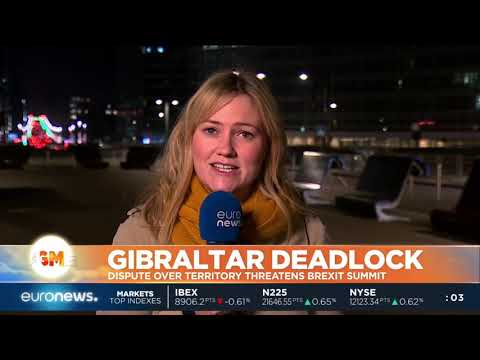 Trade after Brexit and Gibraltar deadlock   #GME