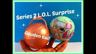 Unboxing 2 L.O.L. Surprise Ballen Series 2: Gouden Bal! #3