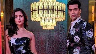Alia Bhatt | Karan Johar Interview : Talks About Jio, Filmfare, Ranbir Kapoor | Rapid Fire | HD
