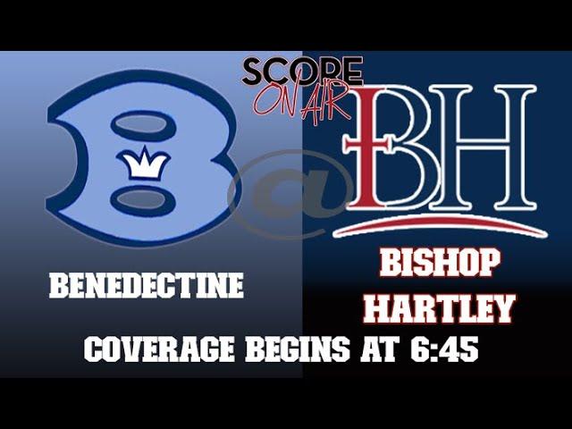 Watch Live: Benedict at Bishop Hartley