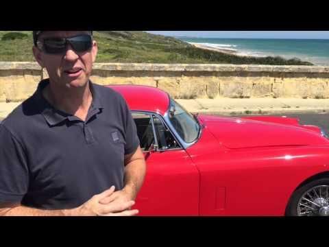 1958 Jaguar XK 150 - Fastest car in the world