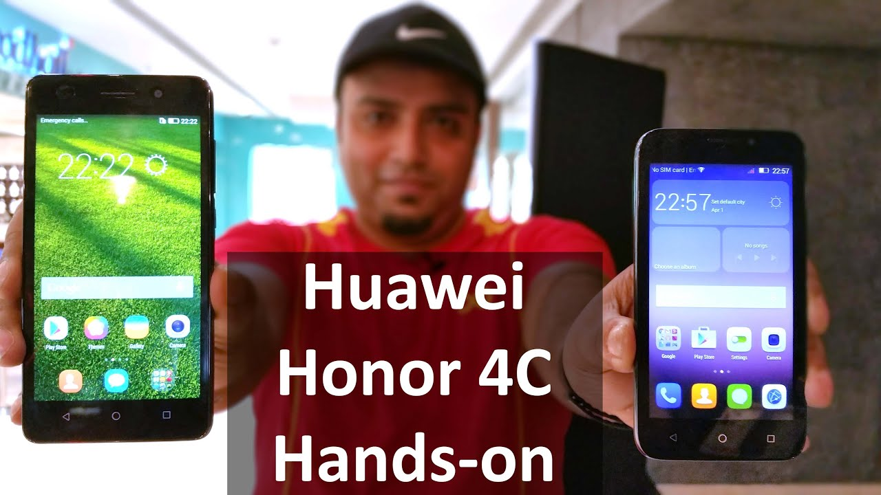 Huawei Honor 4C Review Hands on Features Camera test Specs Performance Price in India