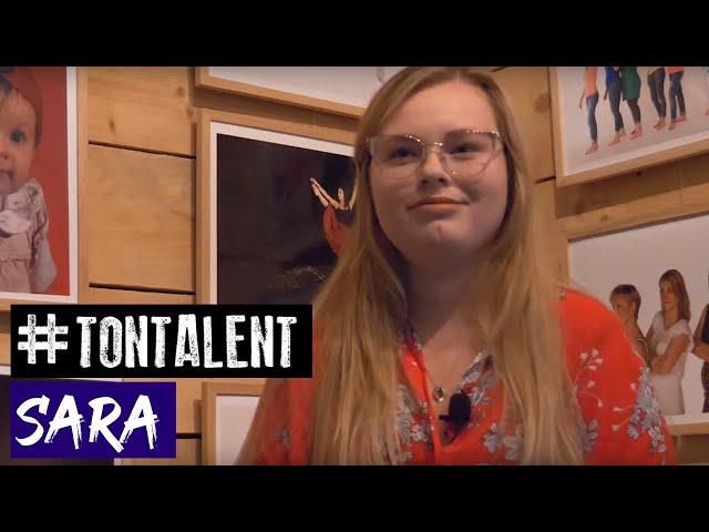 #tontalent - Interview de Sara