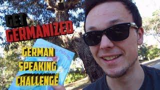 German Speaking Challenge | Get Germanized Vlogs | Episode 04