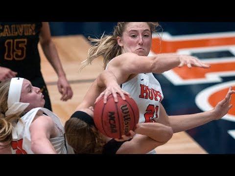 Hope College v. Heidelberg University - NCAA D3 Women's Basketball