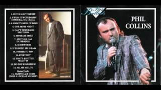 Phil Collins - Father To Son