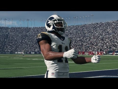 Madden NFL 18 Franchise Los Angeles Rams Ep. 7 - Upping His Value
