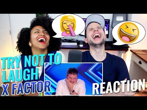 Try Not to Laugh or Cringe - X Factor | REACTION