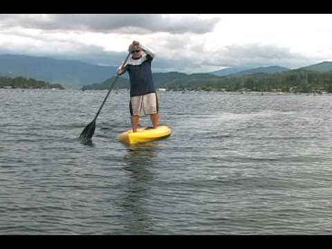 Ocean Kayak Nalu  (Video overview and demo)