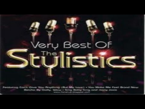 The Stylistics -Hurry Up This Way Again     HQ.  (Video)