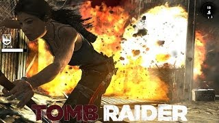 Tomb Raider [2013] - E08 - Explosives Of All Kinds