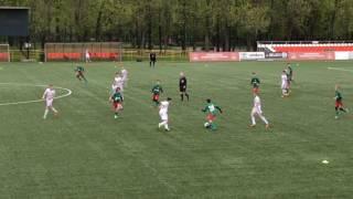 21.05.2017 Локомотив-2 - Локомотив (2005) - 2-1 (2-й состав) (2-й тайм)