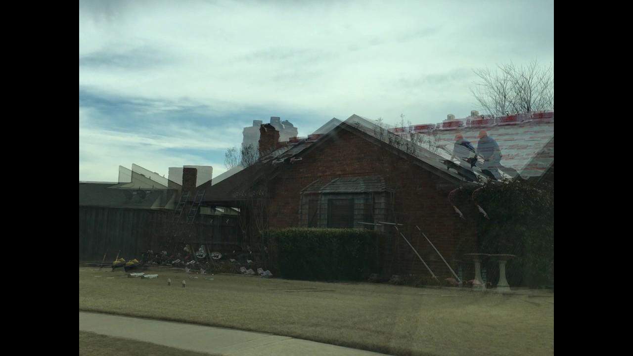 Superior Exterior Roofing Contractor Oklahoma City Oklahoma