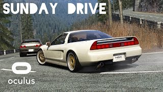SUNDAY DRIVE to the Alps - Honda NSX | Assetto Corsa VR Gameplay [Oculus Rift]