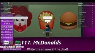 Guess the emoji ANSWERS 81- 121 | Roblox