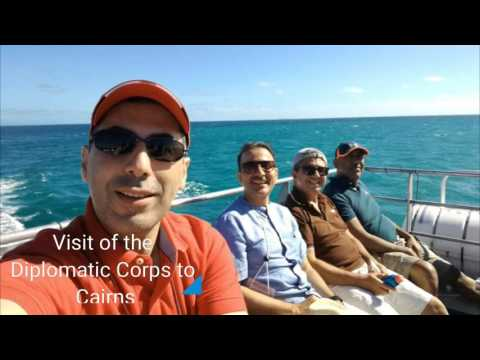 Visit of the Diplomatic Corps to Cairns 2017