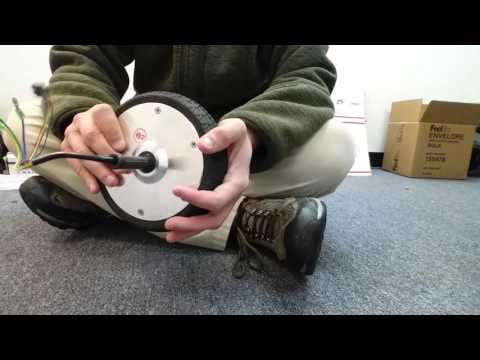 Hoverboard Parts Explained - Wheel Motors - Replacement Wheels