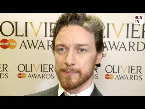 James McAvoy Interview - West End Theatre & The Ruling Class