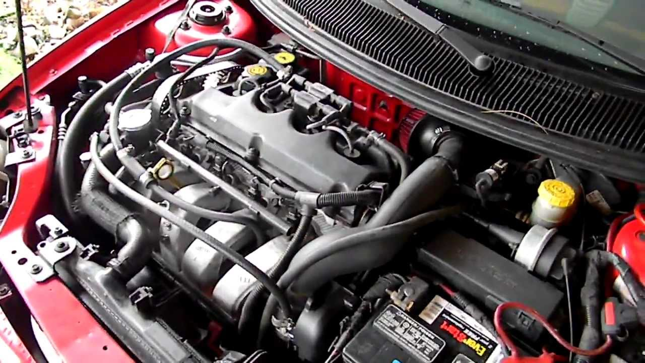 1996 Dodge Neon Srt 4 Exhaust Youtube
