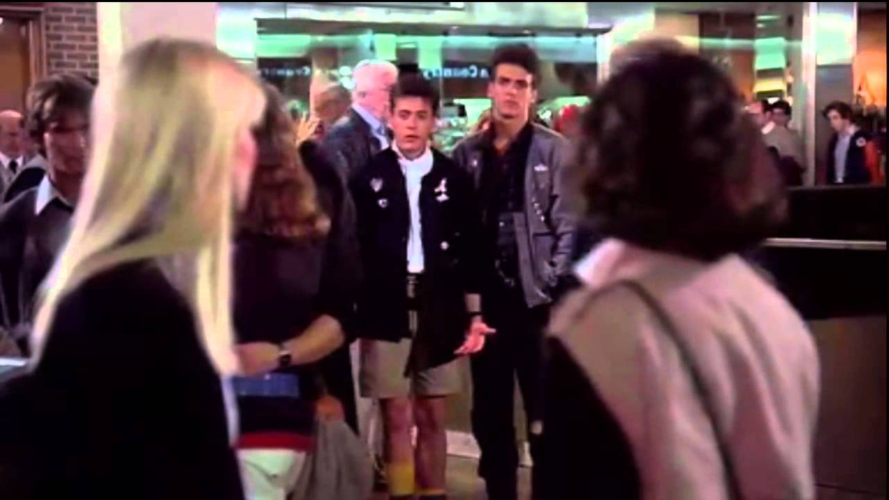 Weird Science - The Dance of Ian and Max - YouTube