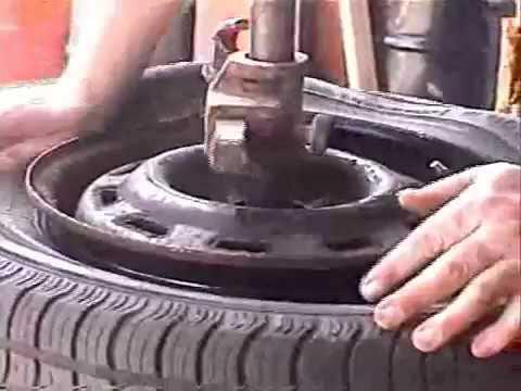1954 Bishman Tire Changer