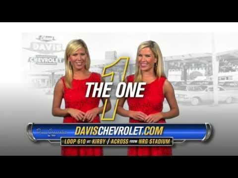 Davis Chevrolet the 1 Dealership for Houston, TX