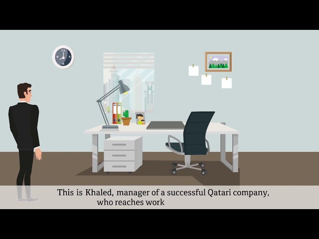 QNB e-banking services