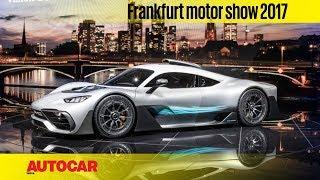 Mercedes AMG Project One Hypercar   Frankfurt motor show 2017   Autocar India