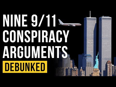 Nine 9/11 Conspiracy Theories (Arguments) – Debunked (Ft. Secular TeeJay)