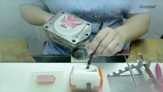 видео Зубные протезы из нейлона