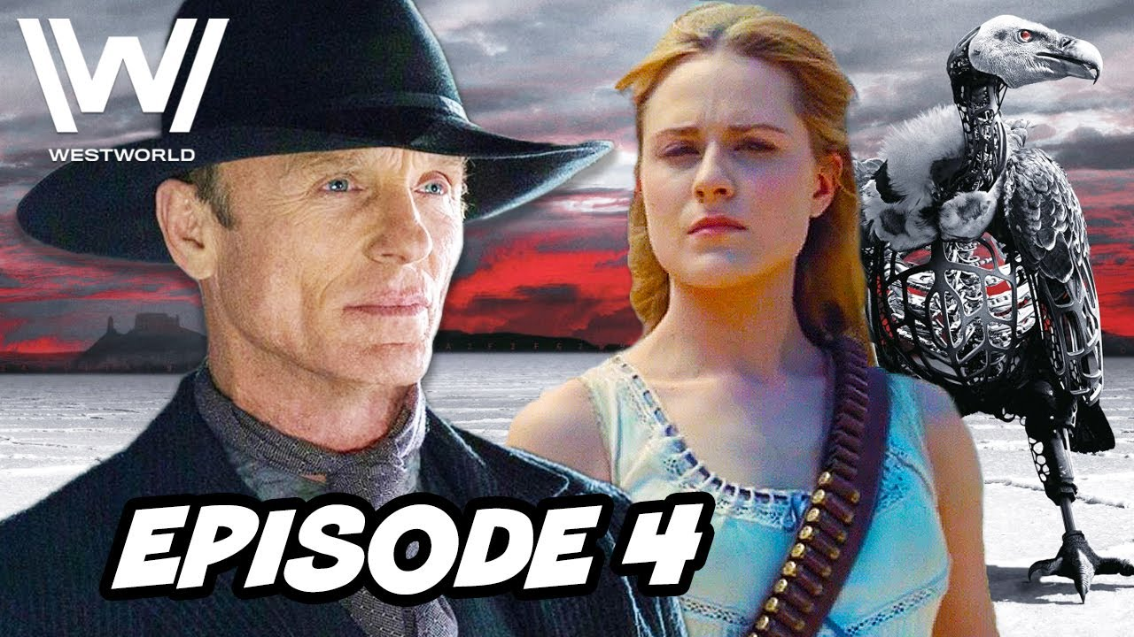 Download Westworld Season 3 Episode 4 HBO - TOP 10 WTF and Easter Eggs