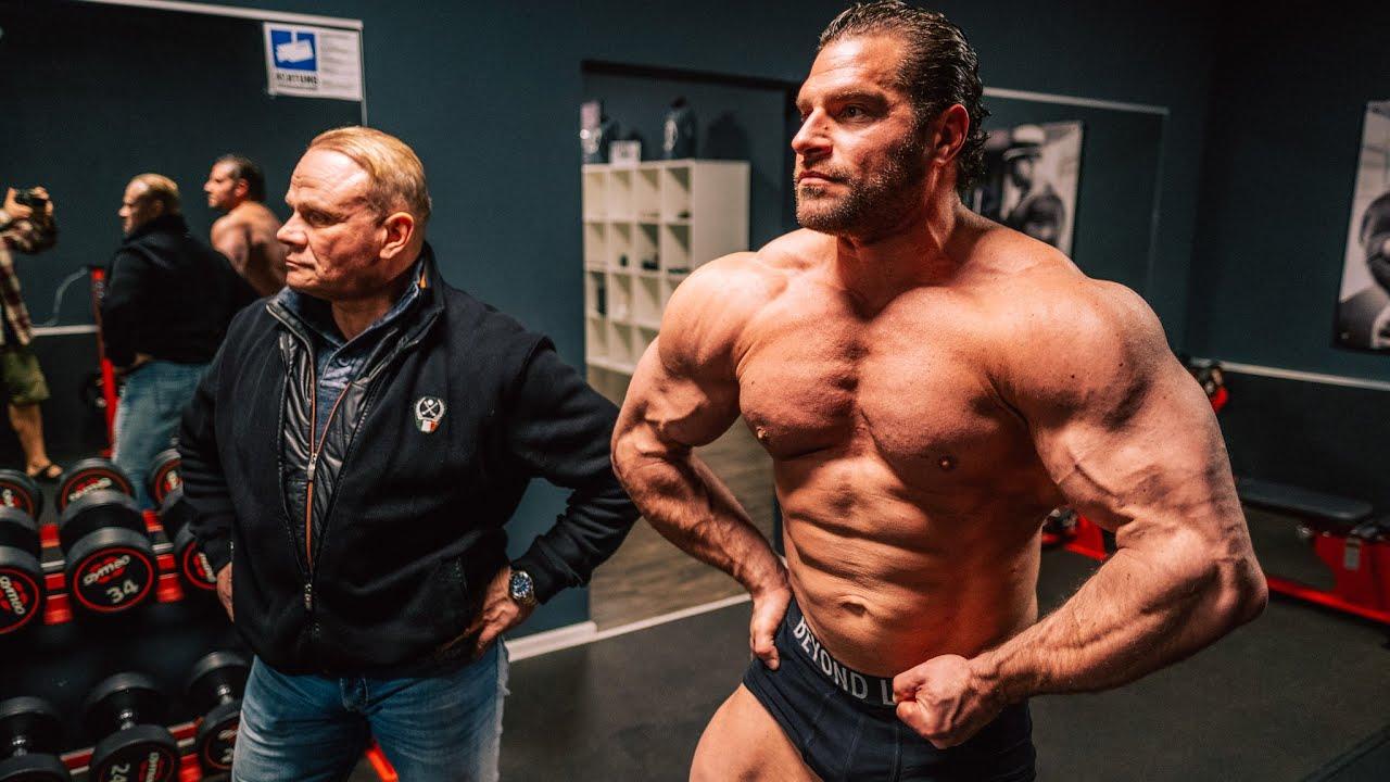 Formcheck mit 125kg (+ nächster Wettkampf)