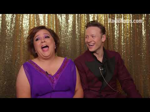 Strictly 2017: Susan Calman and Kevin Clifton