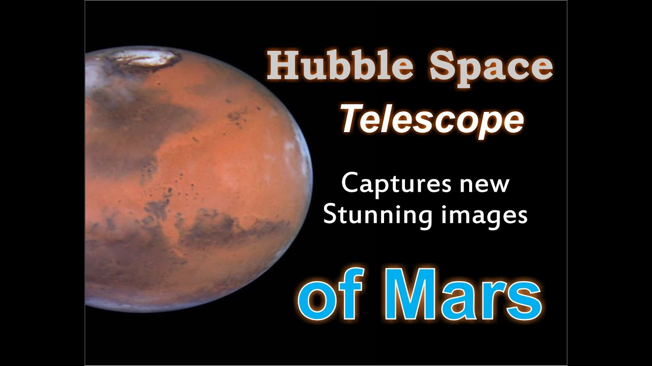hubble telescope weird thing in mars - photo #17