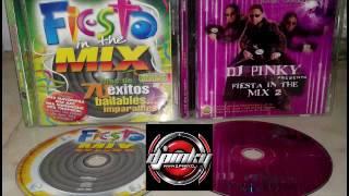 dj pinky fiesta mix retro cumbia cd completo by djchipymix