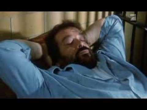 Bud Spencer - le vuoi a punta le unghie?