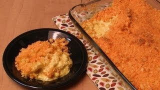 Curry Cauliflower Casserole