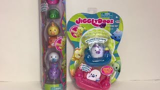 Jiggly Doos Stretchy Squishy Mochi-Style Animal Toys Unboxing & Review