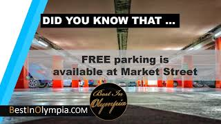 FREE parking in Olympia | Best In Olympia | Olympia WA