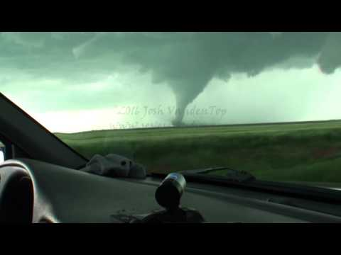 May 24 2016 Dodge City Kansas Tornadoes