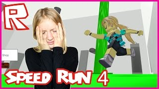 Speed Run 4 - This Game Is Too Hard! / Roblox