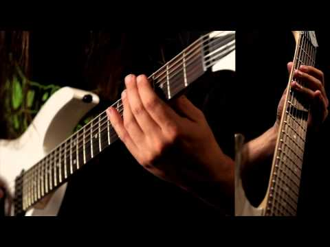 Guitar Playthrough for Heaving Bile And Ash by Solace Of Requiem